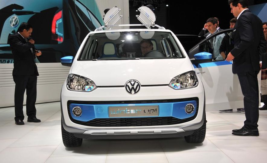 Volkswagen Cargo Up! concept - Slide 9