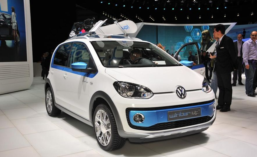 Volkswagen Cargo Up! concept - Slide 10