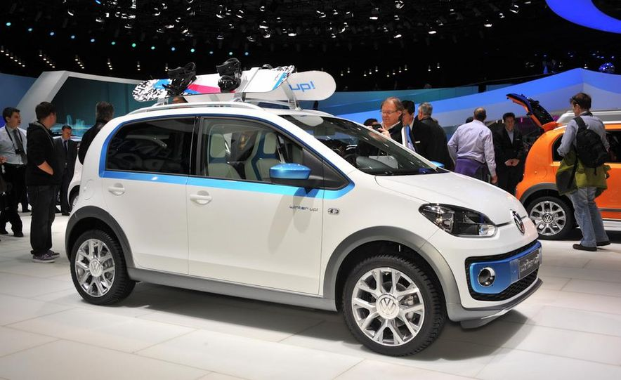 Volkswagen Cargo Up! concept - Slide 11