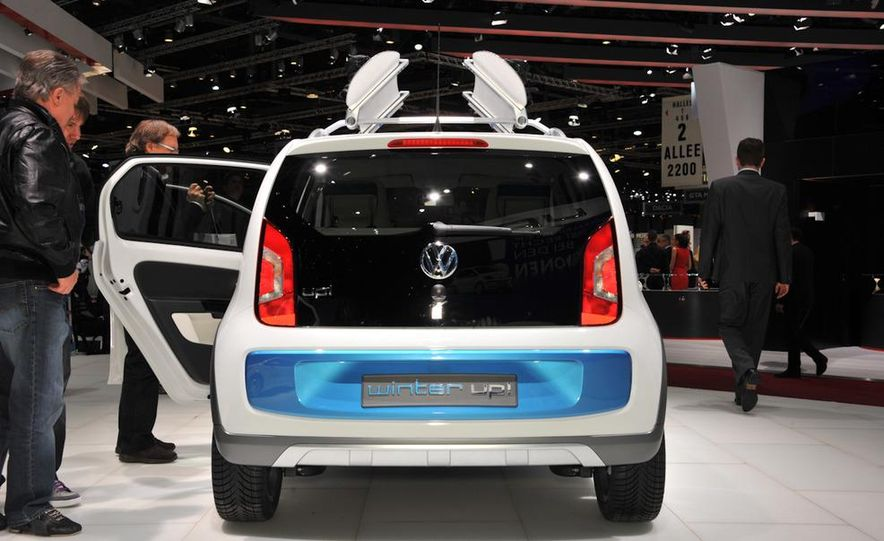 Volkswagen Cargo Up! concept - Slide 13