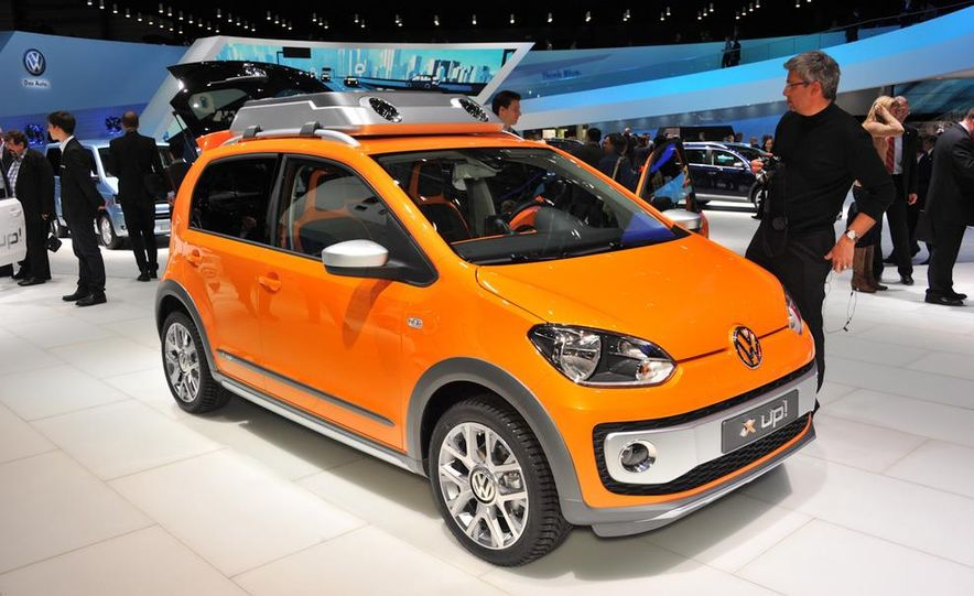 Volkswagen Cargo Up! concept - Slide 17