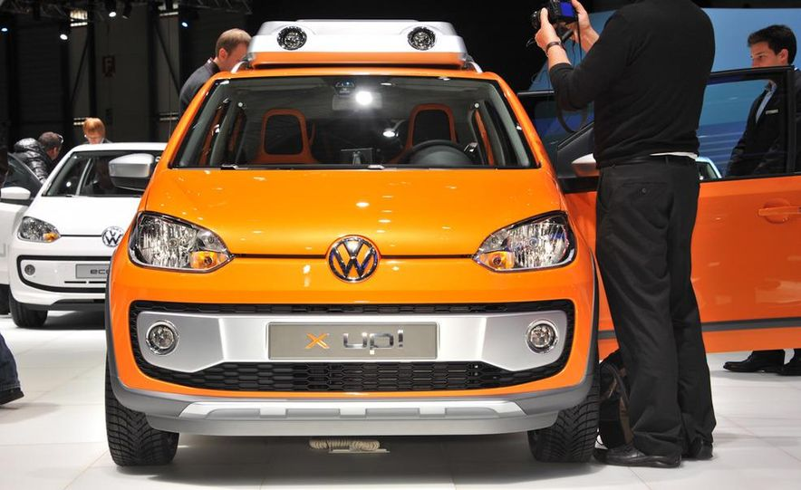 Volkswagen Cargo Up! concept - Slide 18