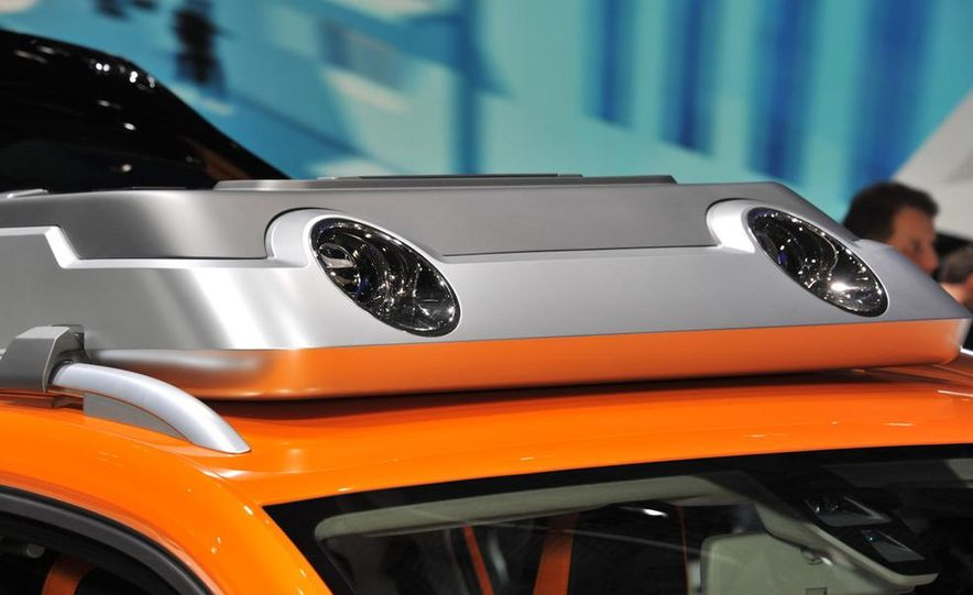 Volkswagen Cargo Up! concept - Slide 19