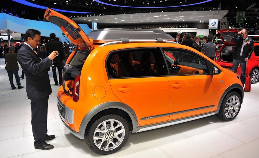 Volkswagen Cargo Up! concept - Slide 20