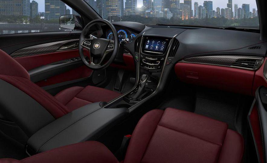 2014 Cadillac ATS-V (artist's rendering) - Slide 10
