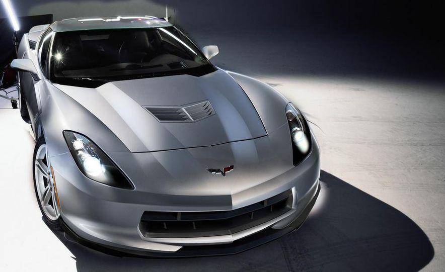 2014 Chevrolet Corvette C7 (artist's rendering) - Slide 1