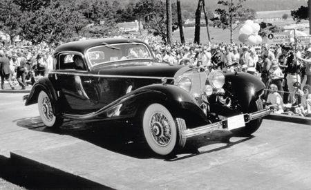 Wheels of Fortune: The $10M Mercedes-Benz 500K That Vanished