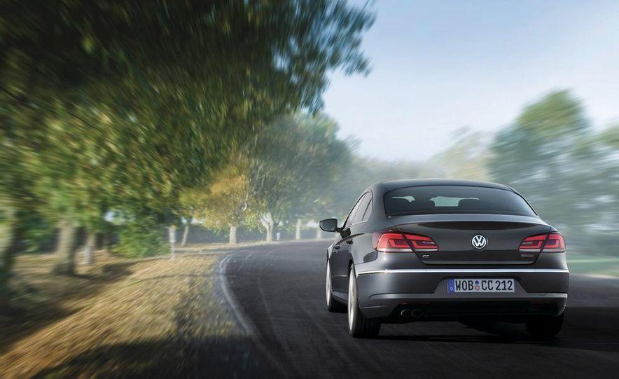 2013 Volkswagen CC - Slide 6