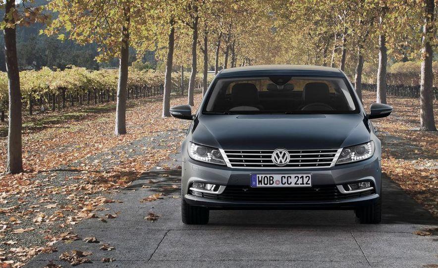 2013 Volkswagen CC - Slide 15