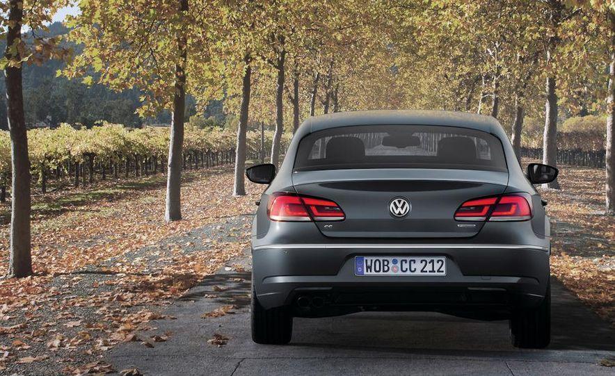 2013 Volkswagen CC - Slide 16