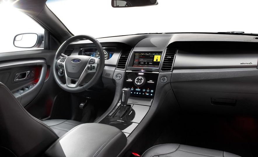 2013 Ford Taurus SHO - Slide 19