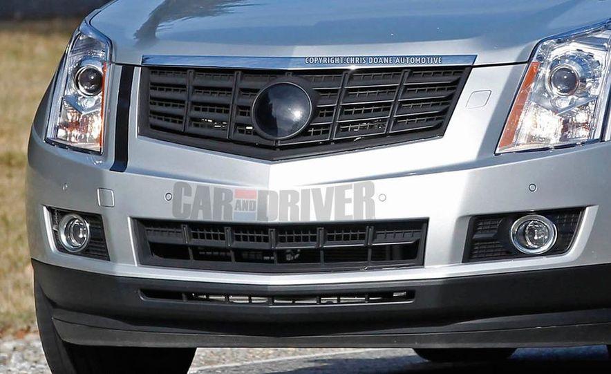 2013 Cadillac SRX (spy photo) - Slide 6