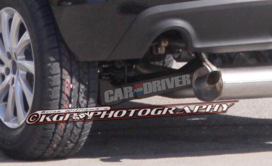 2014 Jeep Liberty Turbo (spy photo) - Slide 22