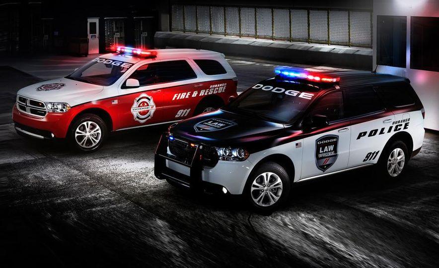 2012 Dodge Durango Special Service - Slide 1
