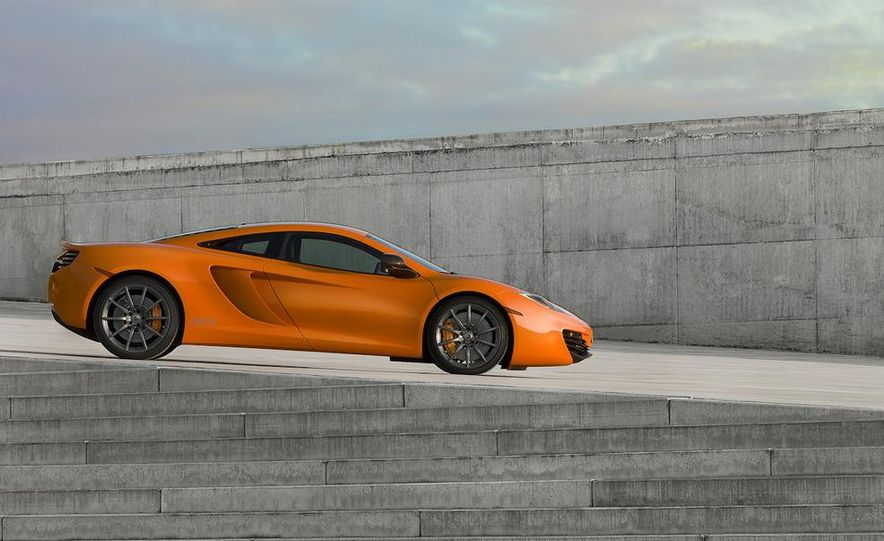 2014 McLaren MP4-12C Spider (artist's rendering) - Slide 15