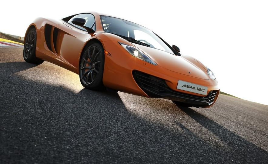 2014 McLaren MP4-12C Spider (artist's rendering) - Slide 3