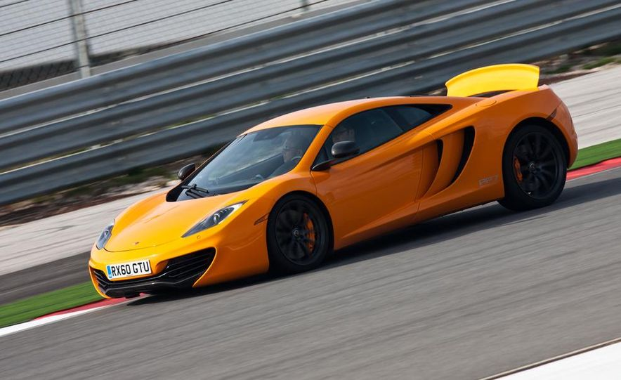 2014 McLaren MP4-12C Spider (artist's rendering) - Slide 10
