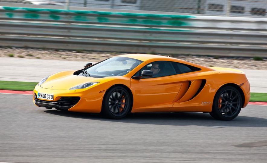2014 McLaren MP4-12C Spider (artist's rendering) - Slide 11