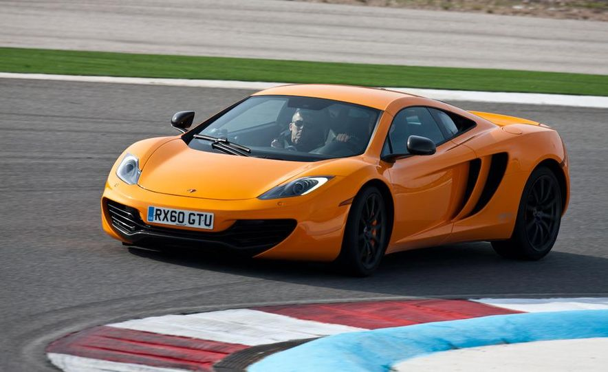 2014 McLaren MP4-12C Spider (artist's rendering) - Slide 12