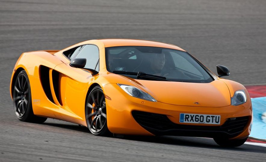 2014 McLaren MP4-12C Spider (artist's rendering) - Slide 4