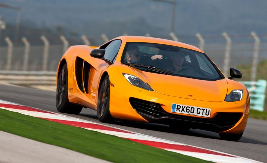 2014 McLaren MP4-12C Spider (artist's rendering) - Slide 5