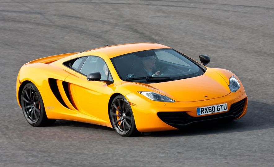 2014 McLaren MP4-12C Spider (artist's rendering) - Slide 6