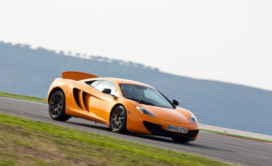 2014 McLaren MP4-12C Spider (artist's rendering) - Slide 7