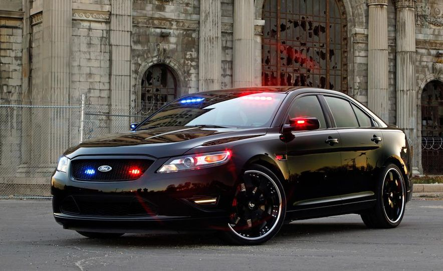 2012 Police Interceptor Utility and Ford Police Interceptor - Slide 78