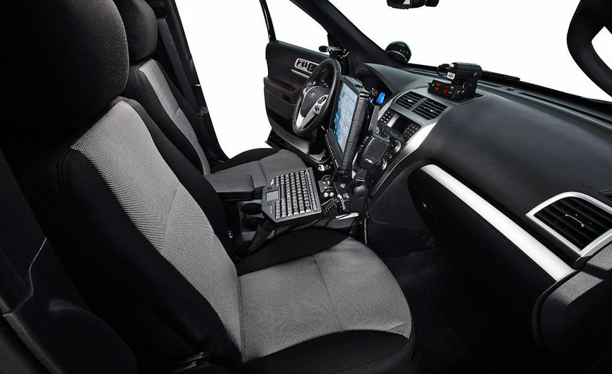 2012 Police Interceptor Utility and Ford Police Interceptor - Slide 70