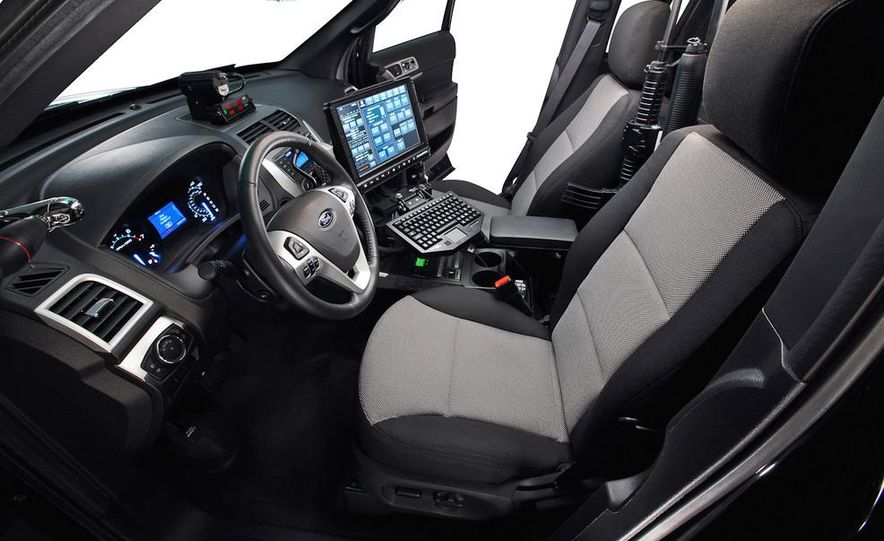 2012 Police Interceptor Utility and Ford Police Interceptor - Slide 76