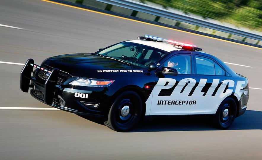 2012 Police Interceptor Utility and Ford Police Interceptor - Slide 17