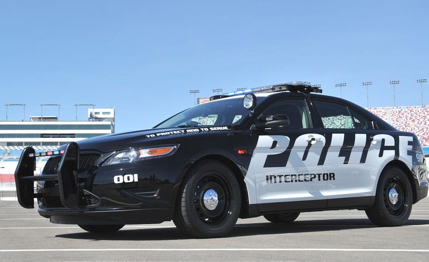 2012 Police Interceptor Utility and Ford Police Interceptor - Slide 18