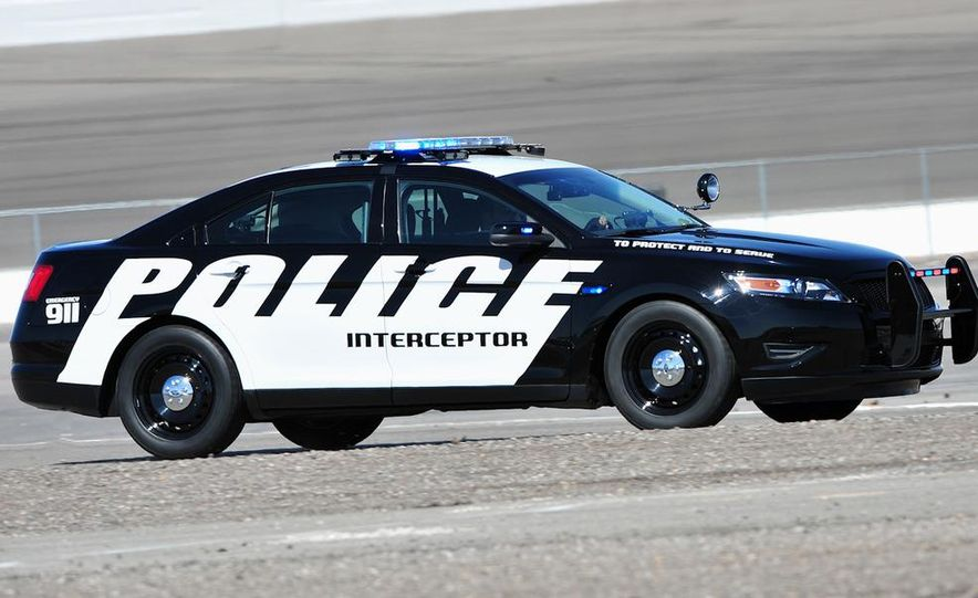 2012 Police Interceptor Utility and Ford Police Interceptor - Slide 20