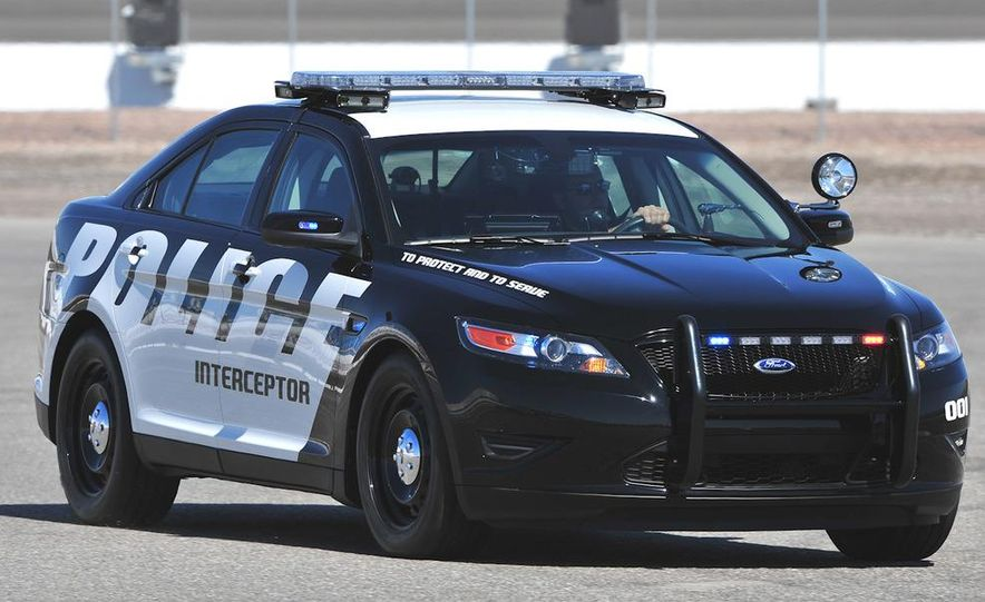 2012 Police Interceptor Utility and Ford Police Interceptor - Slide 21