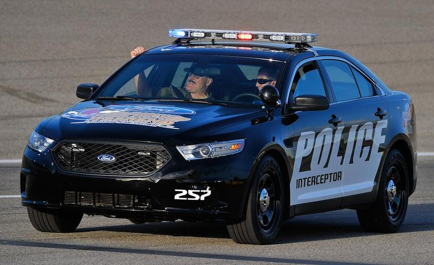 2012 Police Interceptor Utility and Ford Police Interceptor - Slide 22