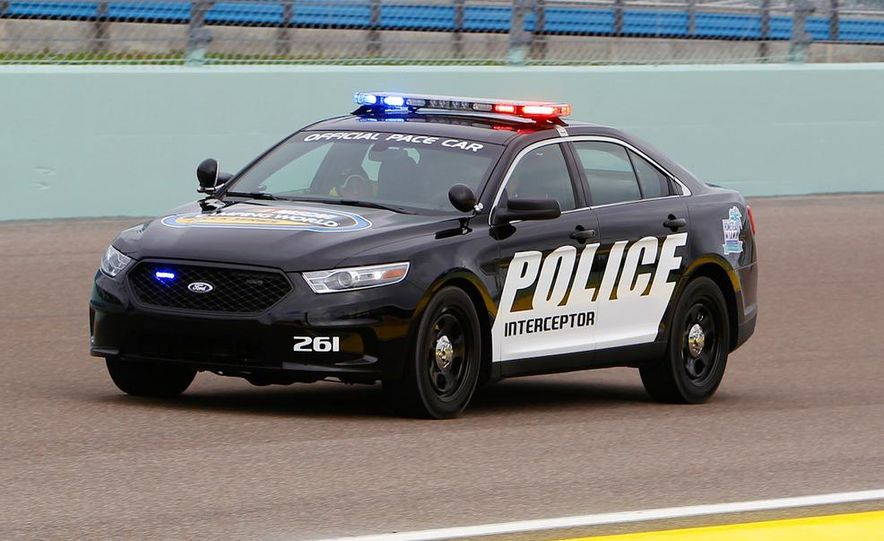 2012 Police Interceptor Utility and Ford Police Interceptor - Slide 24