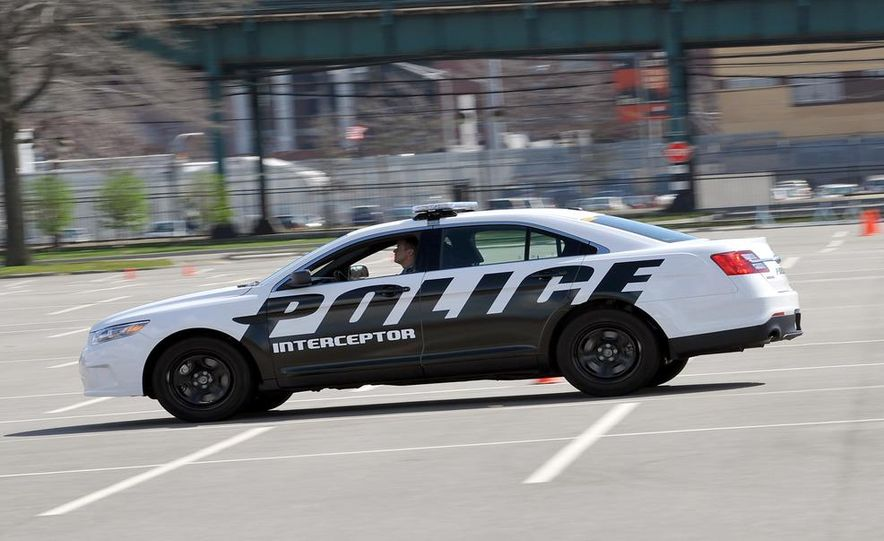 2012 Police Interceptor Utility and Ford Police Interceptor - Slide 11