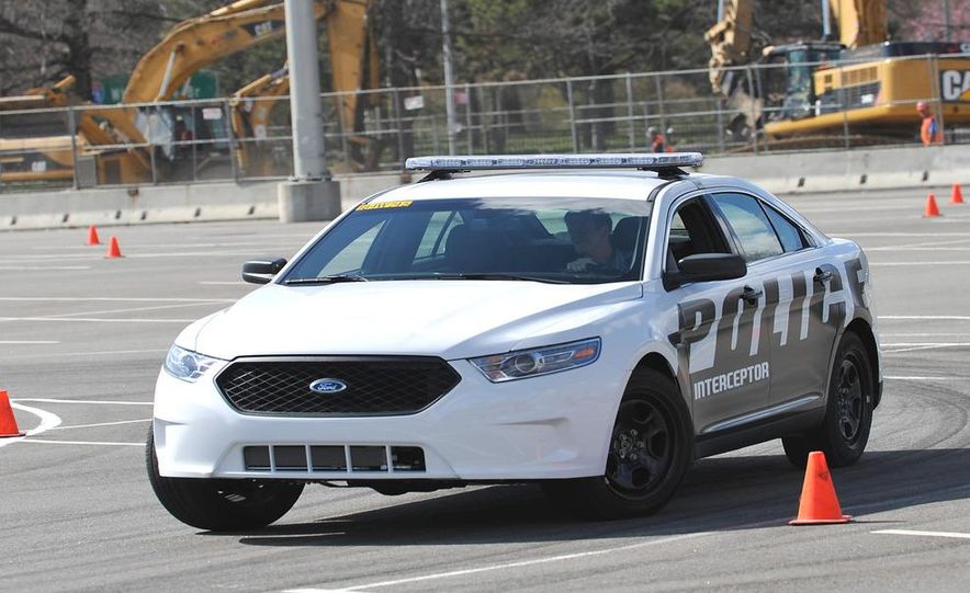 2012 Police Interceptor Utility and Ford Police Interceptor - Slide 12