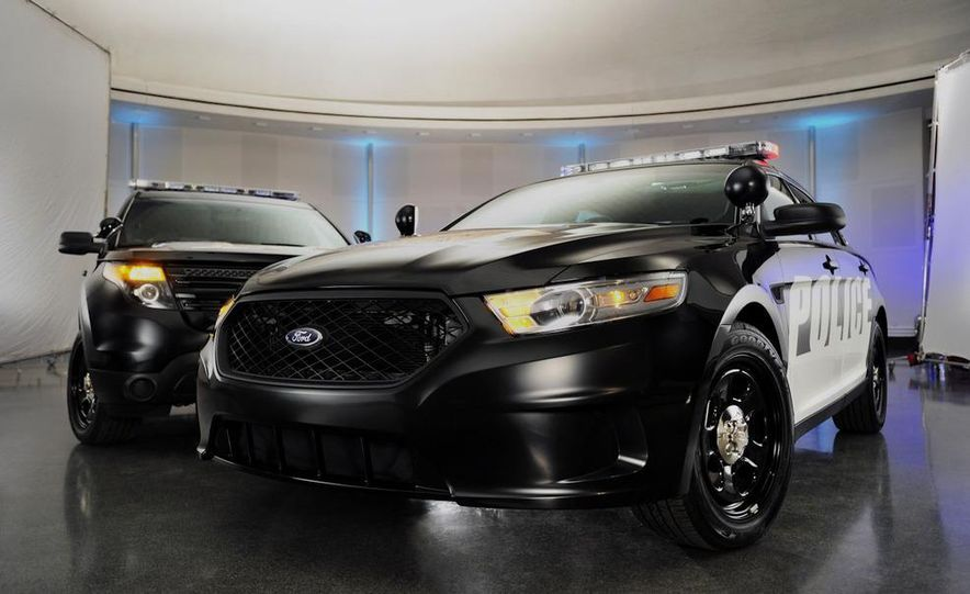 2012 Police Interceptor Utility and Ford Police Interceptor - Slide 1