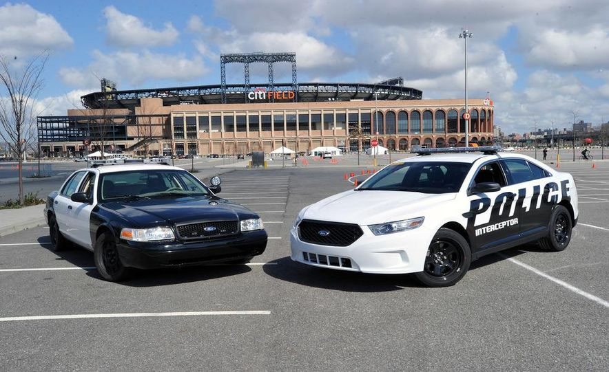 2012 Police Interceptor Utility and Ford Police Interceptor - Slide 15