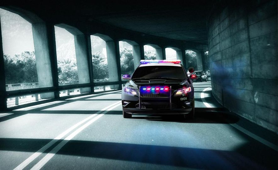 2012 Police Interceptor Utility and Ford Police Interceptor - Slide 65