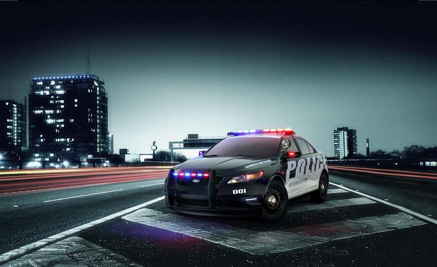 2012 Police Interceptor Utility and Ford Police Interceptor - Slide 66