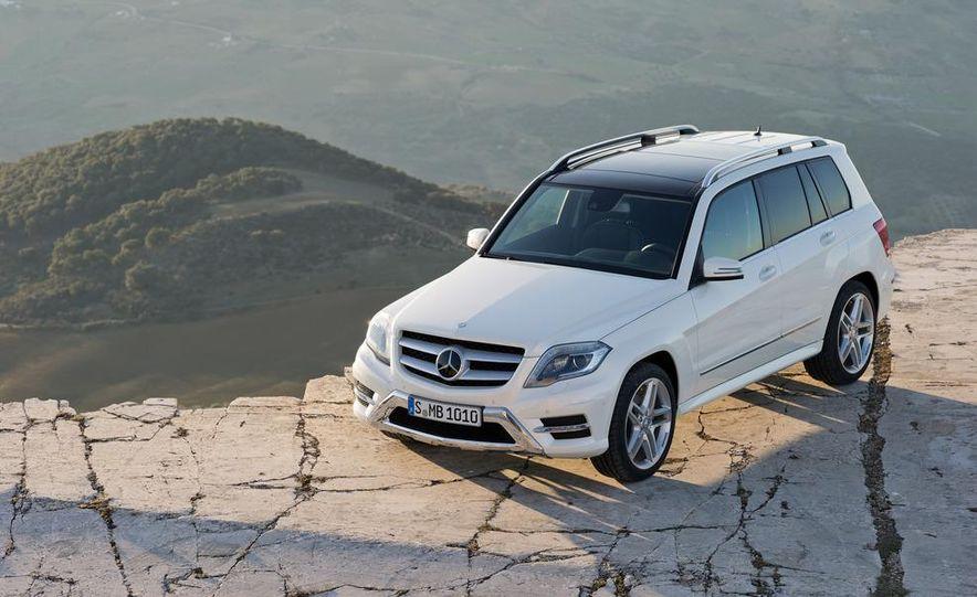 2013 Mercedes-Benz GLK350 - Slide 10