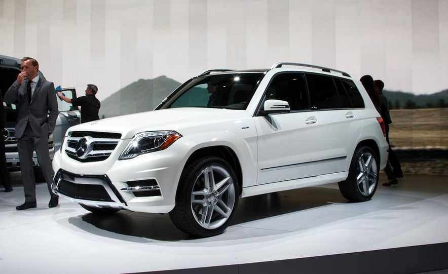 2013 mercedes benz glk350 glk250 bluetec - 2013 Mercedes Benz Glk Class