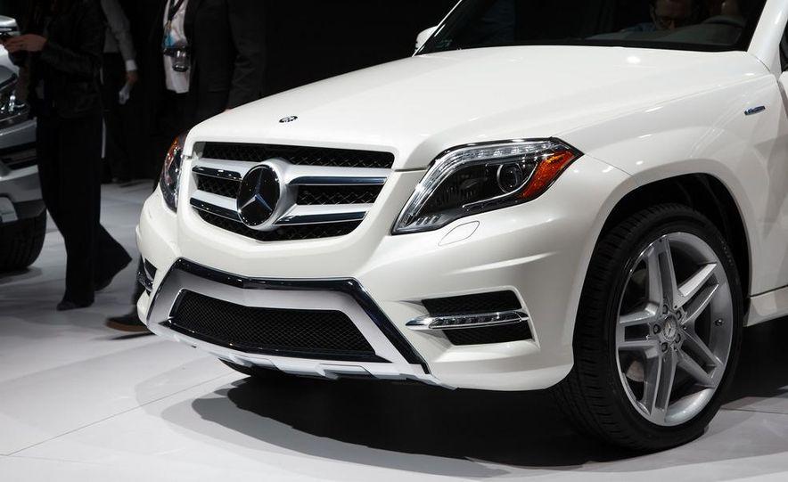 2013 Mercedes-Benz GLK350 - Slide 6