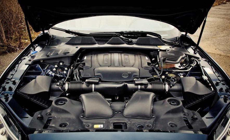 2012 Jaguar XJL Supersport - Slide 30