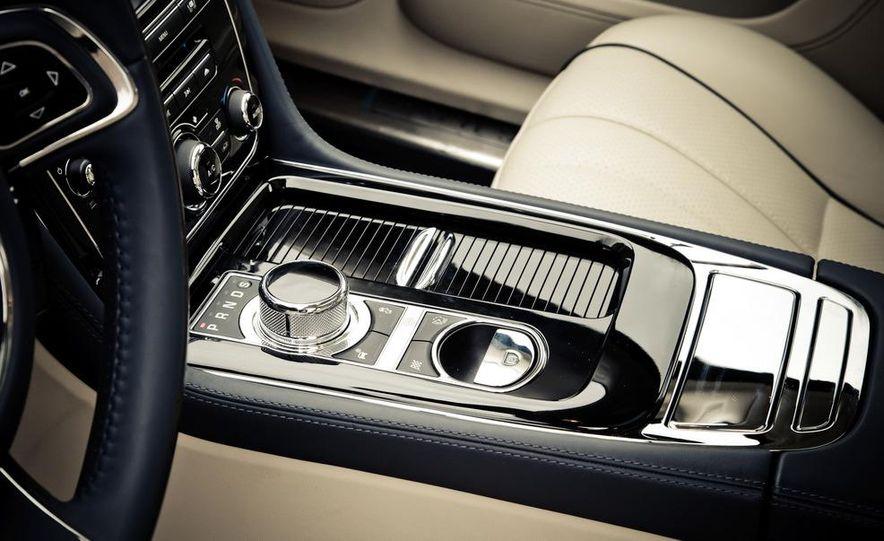 2012 Jaguar XJL Supersport - Slide 25