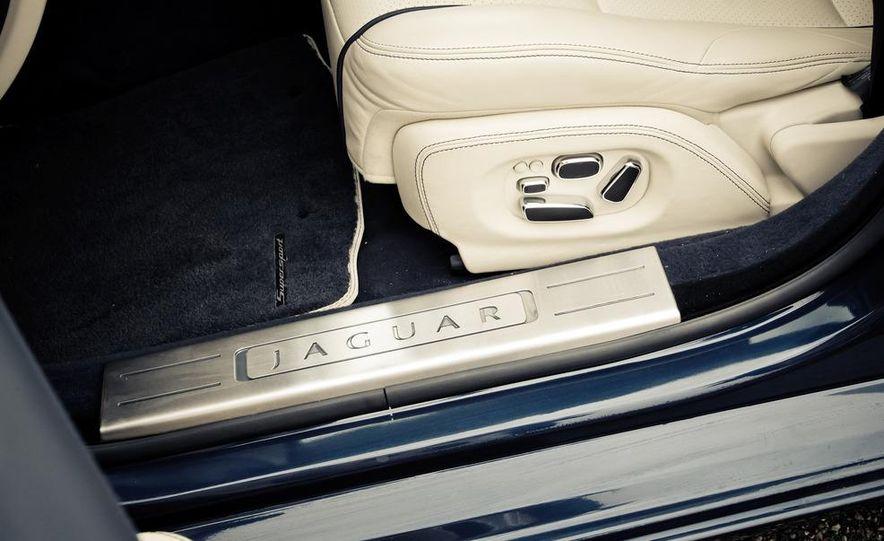 2012 Jaguar XJL Supersport - Slide 24
