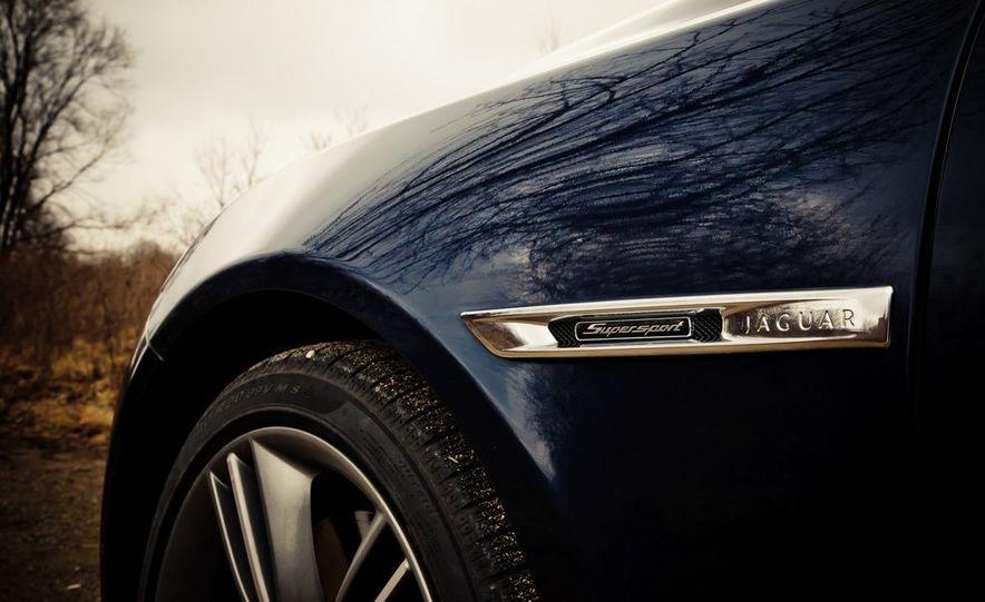 2012 Jaguar XJL Supersport - Slide 13