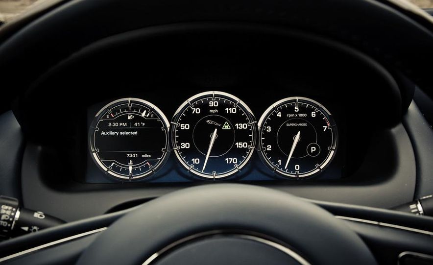 2012 Jaguar XJL Supersport - Slide 27